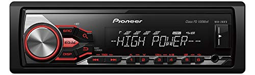 Pioneer MVH-280FD Autoradio, Mehrfarbig
