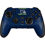 Skinit PS4 Skins now fit your Scuf Vantage 2 controller for the ultimate gamers who want to enhance their controller even more with this Seattle Seahawks decal wrap Officially Licensed Seattle Seahawks skin so you know you're gaming with a genuine co...