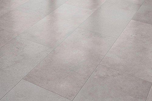 NEO 2.0 Designboden Fliese Silvergrey Concrete PVC-frei 4,5 mm