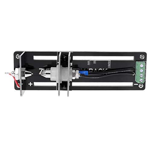 18650 26650 21700 AAA 4 Draht Batterie Widerstand Kapazität Test Stand Zelle Halter