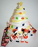 Disney Parks Light Up White Christmas Tree Holiday Popcorn Bucket Mickey Minnie 2020