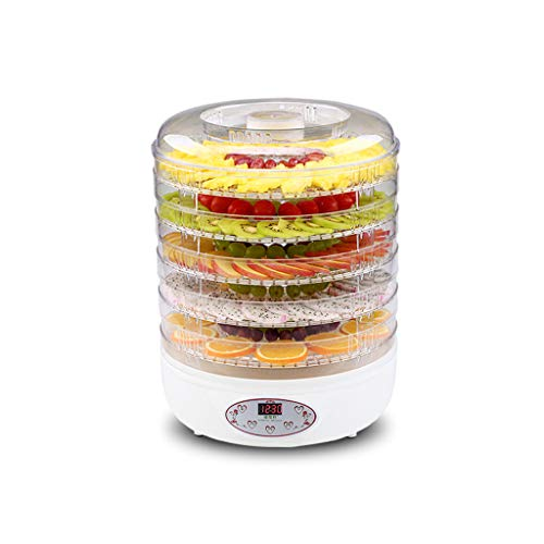 Secador de frutas de 24 horas con sincronización
