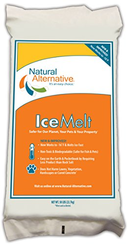 Natural Alternative Ice Melt Another NATURLAWN Product