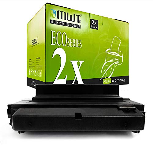 2X MWT Toner für Samsung ML 3470 3471 3475 D ND N ersetzt ML-D3470B Black Schwarz ML-D3470B/ELS
