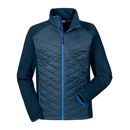 Schöffel Herren Hybrid Rom 2 Jacke, Dress Blues, 54