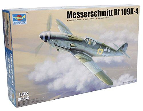 Trumpeter 02299 - Modellbausatz Messerschmitt BF 109K-4