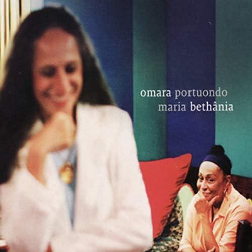 Omara Portuando & Maria Bethânia