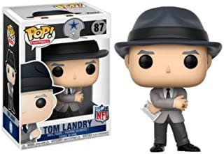 Funko POP NFL: Tom Landry (Cowboys Coach) Collectible figure