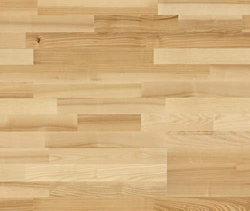 HORI® Parkett 400 Esche Family Schiffsboden 3-Stab versiegelt I für 26,00 €/m²