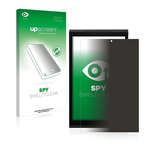 upscreen Anti-Spy Blickschutzfolie kompatibel mit Medion Lifetab X10311 (MD 60654) Privacy Screen Sichtschutz Bildschirmschutz-Folie