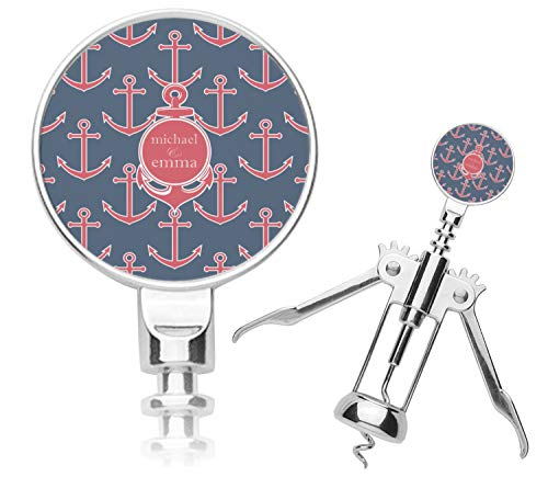 All Anchors Corkscrew (Personalized)
