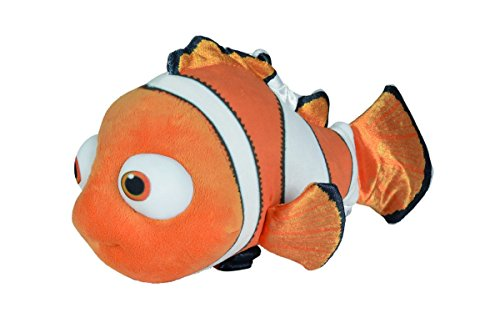 Simba 6315871742 - Disney Finding Dory Plüsch Nemo 25 cm orange