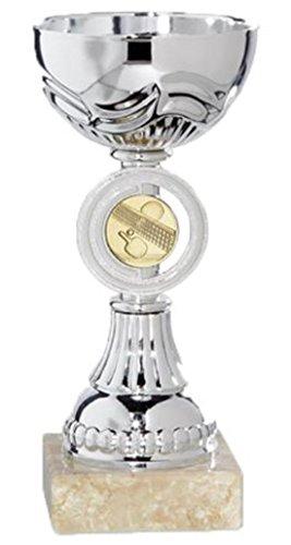 Trofeos y Copas Deportivas Pack de 5 Grabados 17cm Trofeos Personalizados Premios Deportivos Trofeos Deportivos (17 cm)