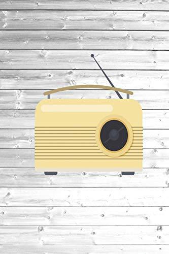 Vintage Retro Am FM Radio - Music Tech Journal