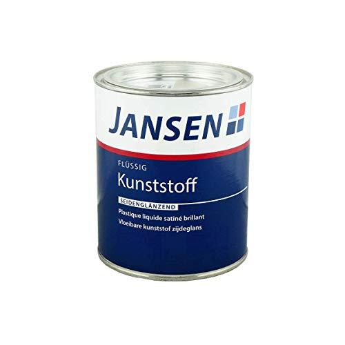 Jansen Flüssig-Kunststoff 750ml kieselgrau 7032