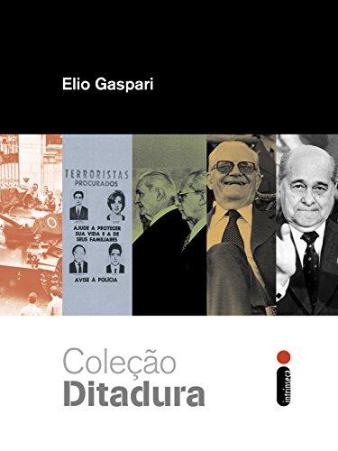 Box Coleção Ditadura por [Elio Gaspari]