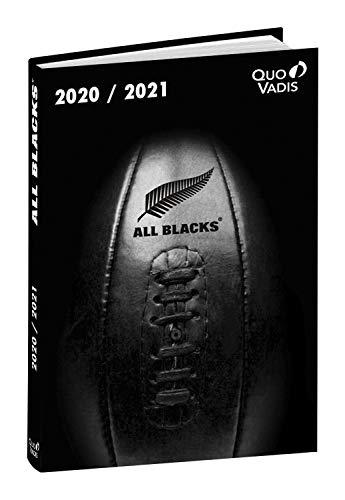 Quo Vadis All Blacks TEXTAGENDA schoolagenda, 12 x 17 cm, ballon jaar 20-2021
