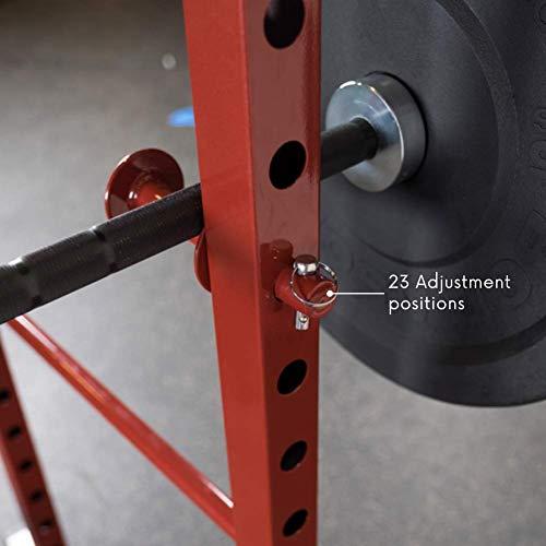 Body-Solid Best Fitness BFPR100 Adjustable Power Rack