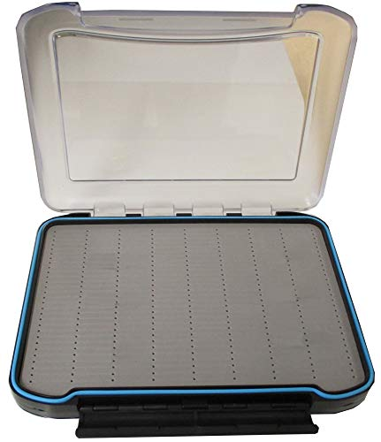 Paladin Spoon Box Mega 30x22x6cm - Angelbox für Forellenblinker, Kunstköderbox für Spoons, Box für Spinnköder, Tacklebox