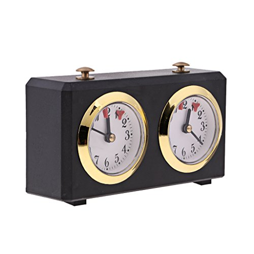 Reloj para Ajedrez Juego de Mesa Competencia Tiempo de Espera Cuenta Atrás