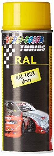 Dupli-Color 238000 DC Tuning Spray Paint RAL 1023 400 ml, Glanz