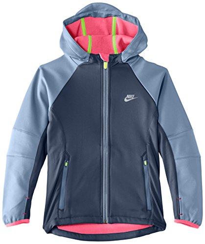 Nike Damen Jacke Ultimate Protect Girl' grau Dark Magnet Grey/Reflective Silver L