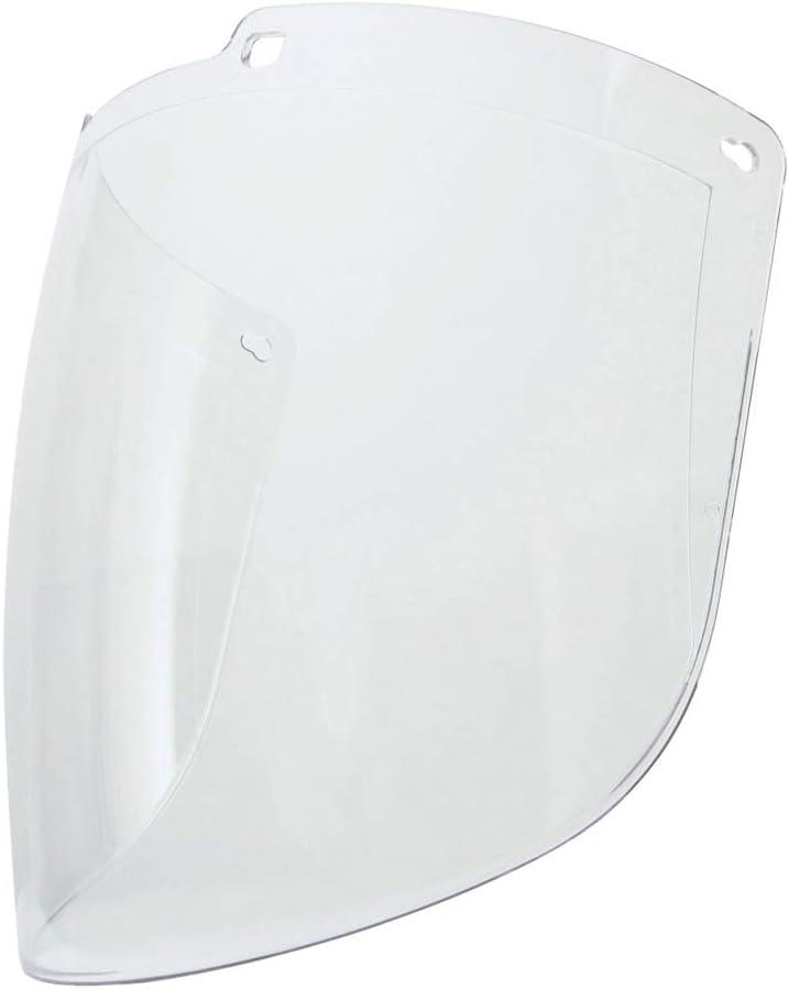 Honeywell B31112 Turboshield Polycarbonat Visier Anti Beschlag Klar Baumarkt