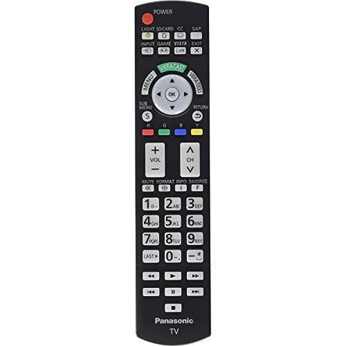 Panasonic Plasma TV-Fernbedienung N2QAYB000486 für TC-P50VT20 TC-P58VT25 TC-P42G25
