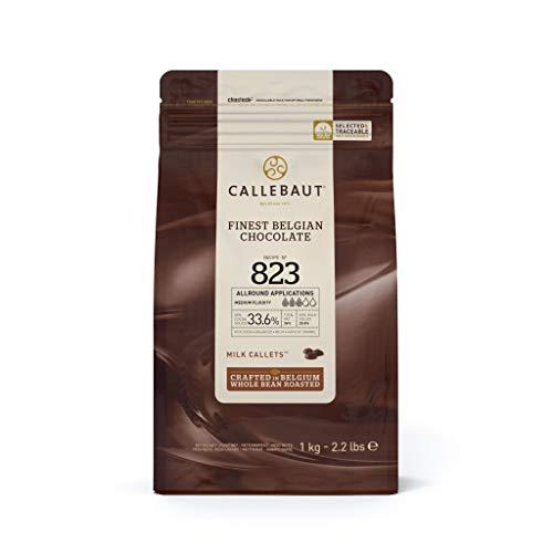 Callebaut Cobertura De Chocolate Leche 1000 g