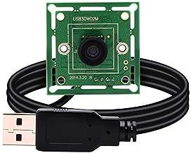 "Webcamera usb 0.3MP USB Camera Module 1/4"" CMOS OV7725 Sensor with 120 Degree M7 Lens,Cam Support 640X480@60fps,UVC Compli..."