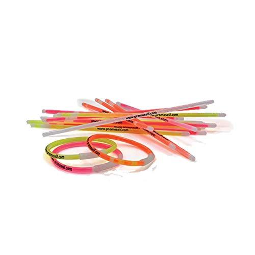 Lot 3 Bracelets Fluo – Couleur Aléatoire