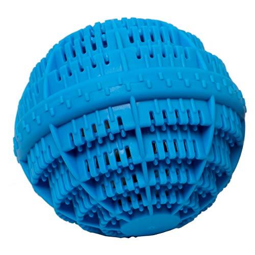 Ökologischer Waschball Lemon FLAVOR VERSION, Waschkugel, nachhaltig und umweltfreundlich Waschen mit verbesserter Wirkkraft, Nachfüllbar, Zero Waste