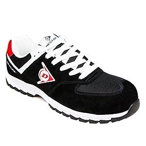 41o7HT4w3gL. SS300  - Dunlop Flying Arrow | Zapatos de Seguridad | Calzado de Trabajo S3 | con Puntera | Ligero y Transpirable
