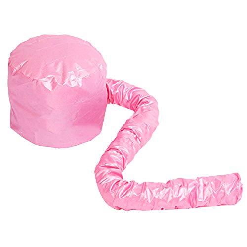 ACAMPTAR SèChe-Cheveux Rapide Bonnet Capuchon Capuchon Capuchon SèChe-Cheveux (Rose)