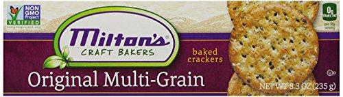 Milton's Multigrain Original Crackers, 8.3 oz