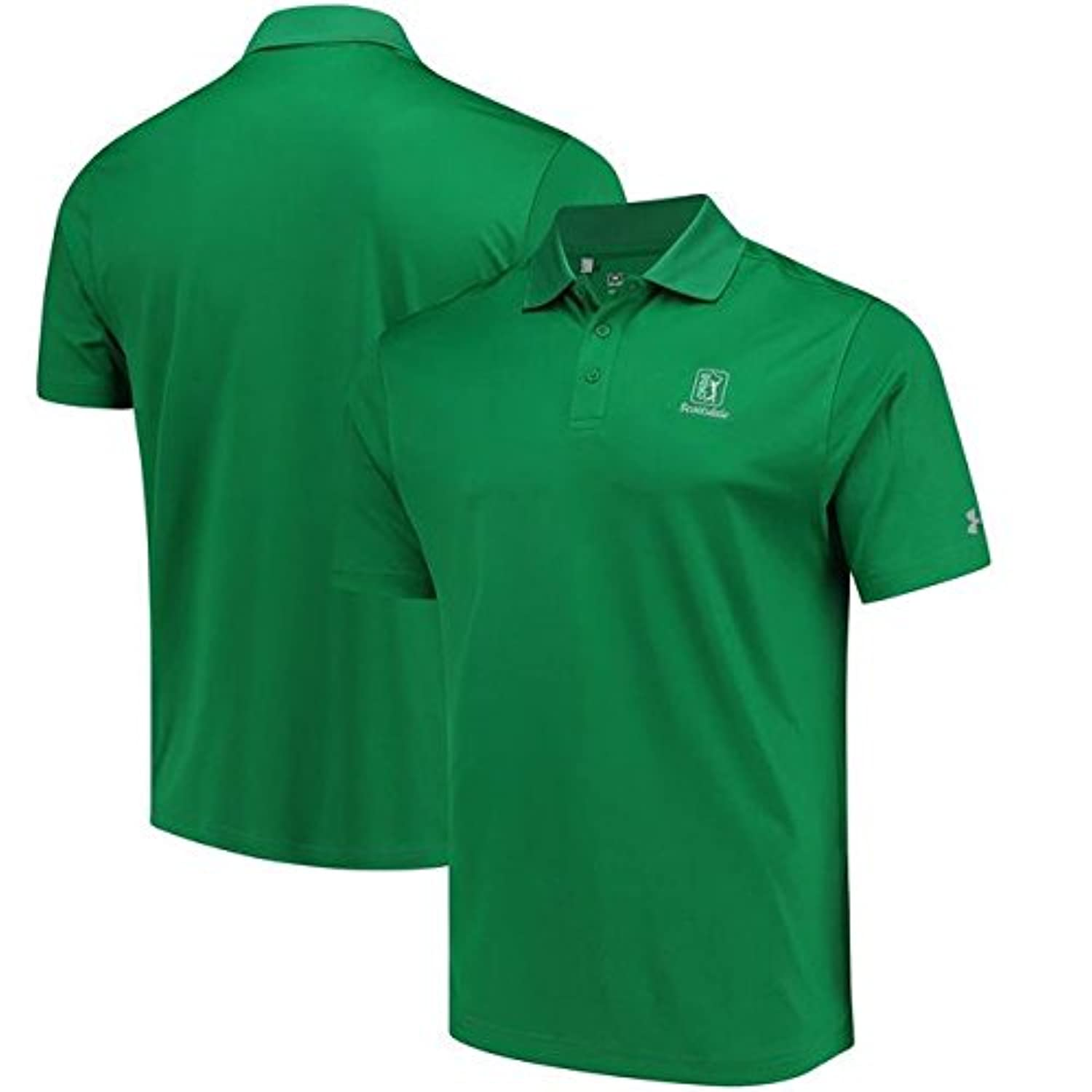 Under Armour Under Armour TPC Scottsdale Kelly Green Performance Polo スポーツ用品 【並行輸入品】