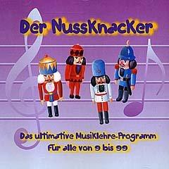 De notenkraker – het ultieme – gearrangeerd voor CD-ROM [noten/sheetmusic].
