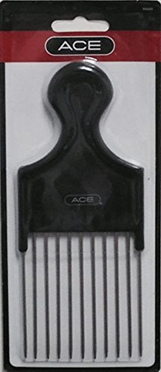 発生する実行記者Goody Gd06600 Pick Metal Ace Comb Creates Volume for Your Hair and Detangles 3 Packs [並行輸入品]