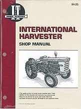 International Harvester 560 Tractor Service Manual (IT Shop)