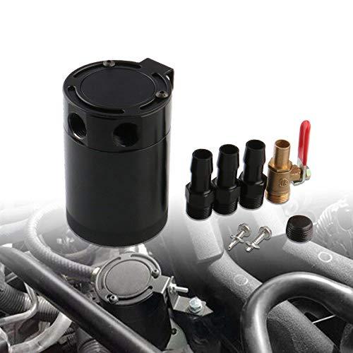 Sporacingrts Compact Black Baffled 3-Port Oil...