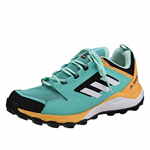 adidas Terrex Agravic TR W, Zapatillas de Trail Running Mujer, MENACI/FTWBLA/NARBRU, 38 EU