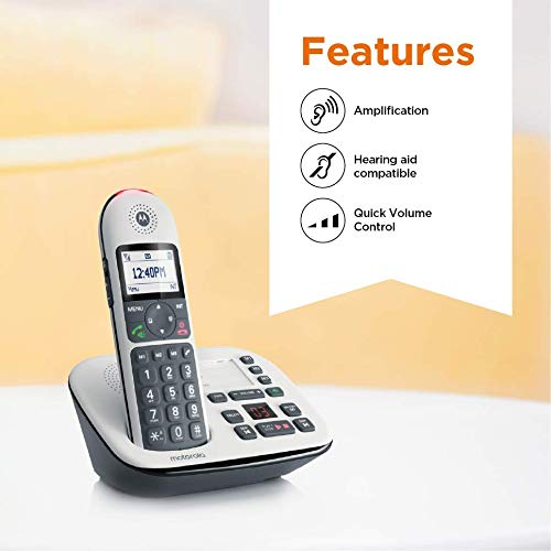 Compare VTech DS6752-4 With Motorola CD5014 Cordless Phone