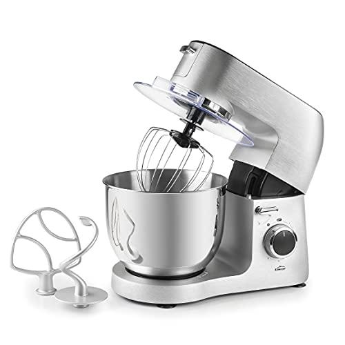 Lacor 69683 Batidora Eléctrica Complet, Pan, Robot de Cocina Amasador, Ruleta con...