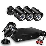 XVIM 8CH 1080P Security Camera System Home...