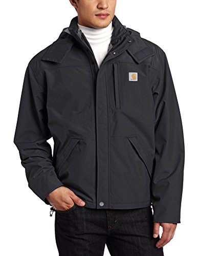 Carhartt Shoreline Jacket Veste, Black, XL Homme