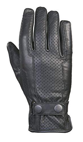 Handschuhe Parma, Farbe:schwarz, Größe:M
