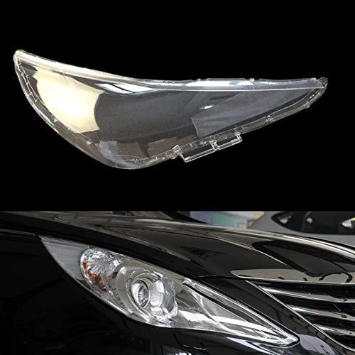 N\A Scheinwerferglas, Scheinwerferlinse Auto Ersatz Auto Shell Cover Auto Scheinwerferlinse for 2011 2012 2013 2014 (Farbe : Passenger Sider)