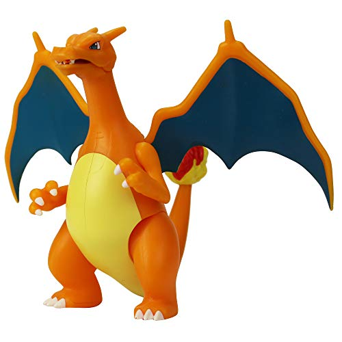 Pokémon Battle Feature Figure - Charizard - Newest Edition 2019, Catch Em' all!