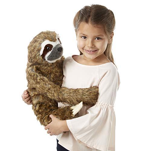 Melissa & Doug Sloth (15-inch)