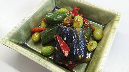 惣菜 新 ピリ辛 夏野菜 和え物 1kg 冷凍 解凍後そのままお召し上がり頂けます。大ヒット商品
